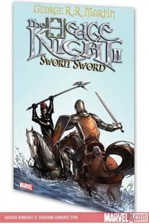 Hedge Knight II: Sworn Sword (Trade Paperback)