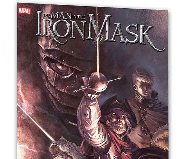 MARVEL ILLUSTRATED: THE MAN IN THE IRON MASK #0