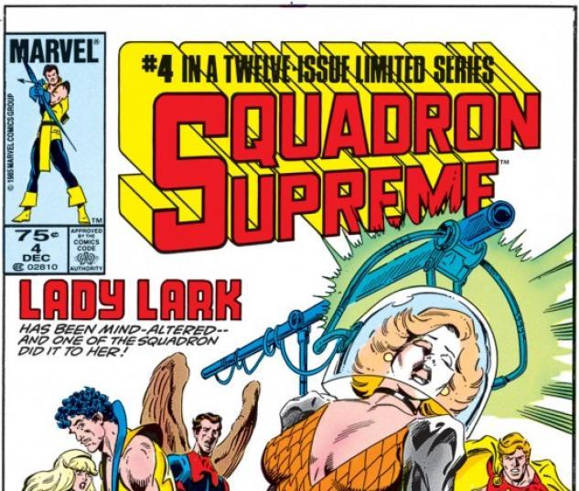 Squadron Supreme #4