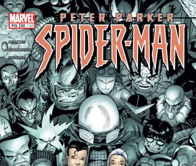 PETER PARKER: SPIDER-MAN #50