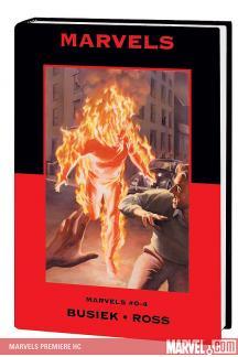 Marvels (Hardcover)