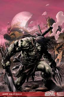 Son of Hulk (2008) #1