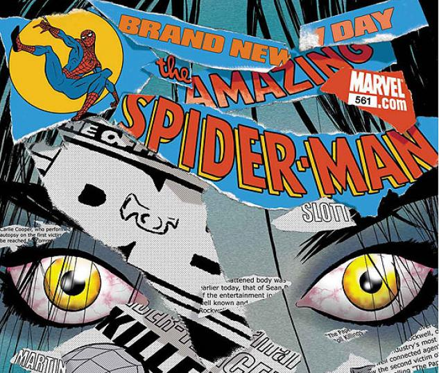 AMAZING SPIDER-MAN #561