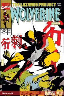 Wolverine (1988) #28