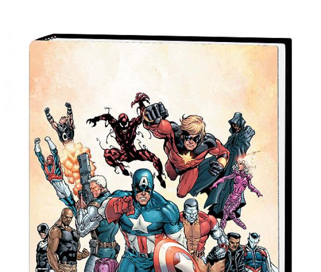 ALL-NEW OFFICIAL HANDBOOK OF THE MARVEL UNIVERSE A TO Z VOL. 2 PREMIERE HC #0