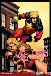 Captain Marvel (2007) #2