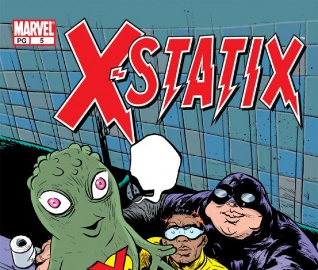X-Statix (2002) #5