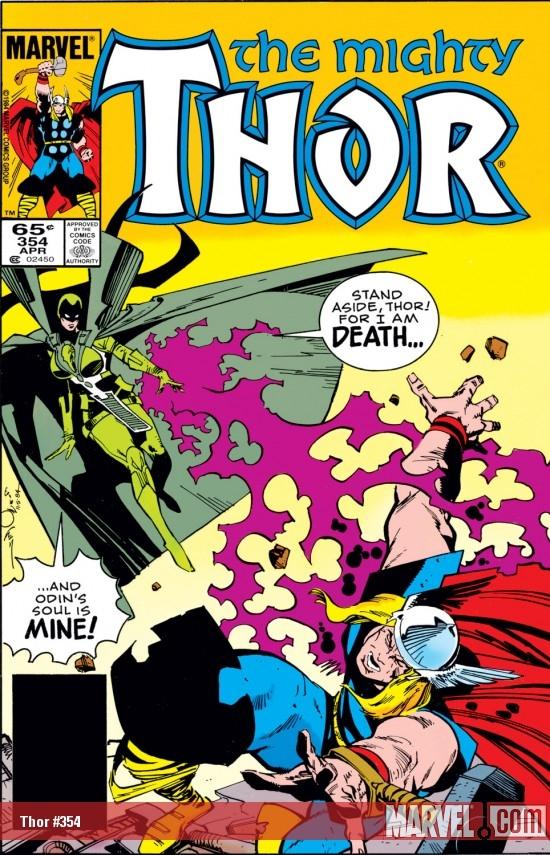 Thor (1966) #354