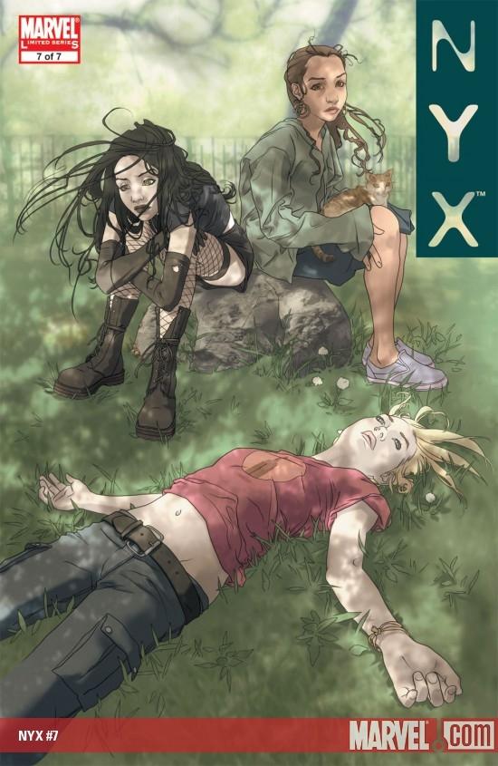 NYX (2003) #7