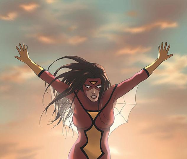 SPIDER-WOMAN: ORIGIN #1