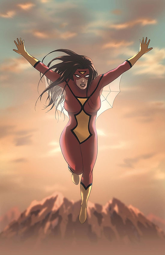 Spider-Woman: Origin (2005) #1