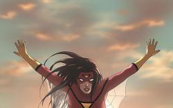 SPIDER-WOMAN: ORIGIN #1