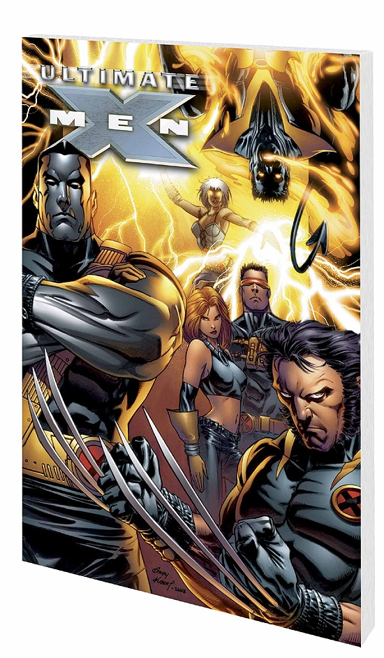 Ultimate X-Men Vol. 10: Cry Wolf (Trade Paperback)