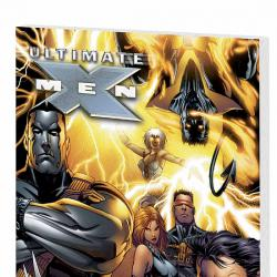 ULTIMATE X-MEN VOL. 10: CRY WOLF COVER