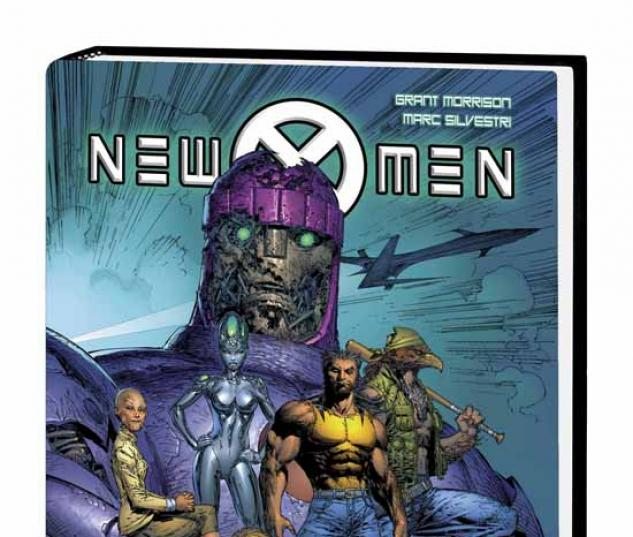 NEW X-MEN VOL. 3 HC COVER