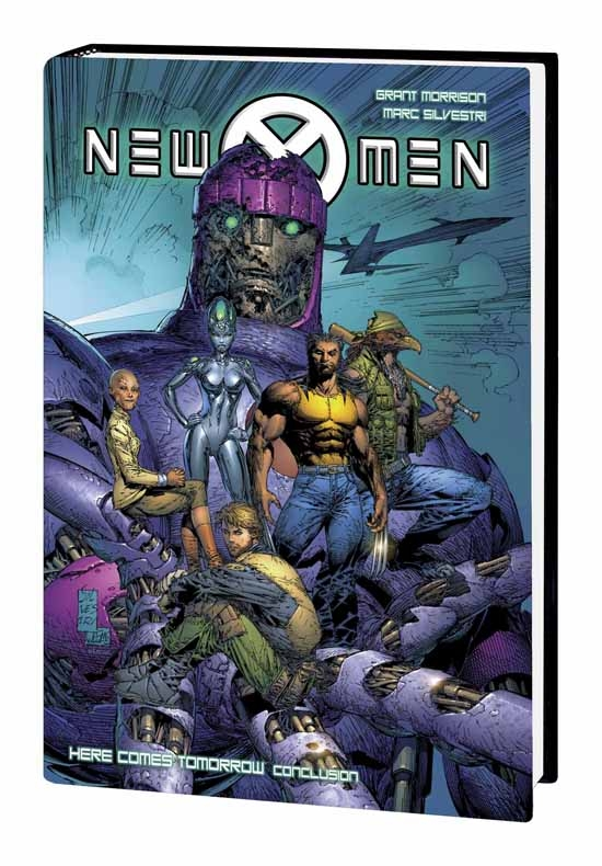 New X-Men Vol. 3 (Hardcover)