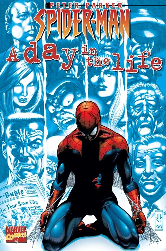 Peter Parker, Spider-Man Vol. I: A Day in the Life (Trade Paperback)