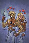 NEW X-MEN (2005) #5 COVER