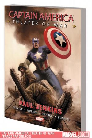 Captain America: Theater of War (Trade Paperback)