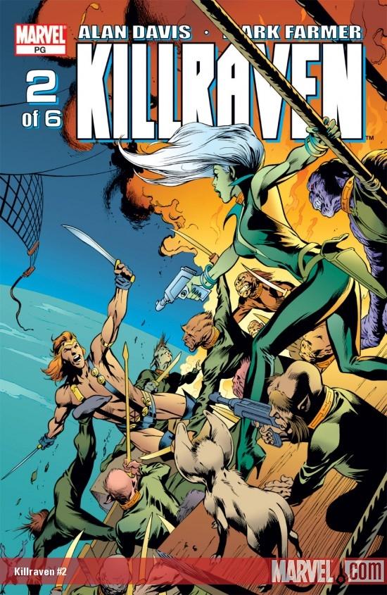 Killraven (2002) #2