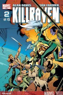 Killraven #2