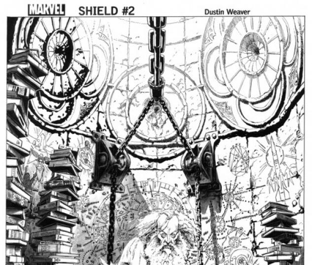 S.H.I.E.L.D. (2010) #2 (3RD PRINTING VARIANT)