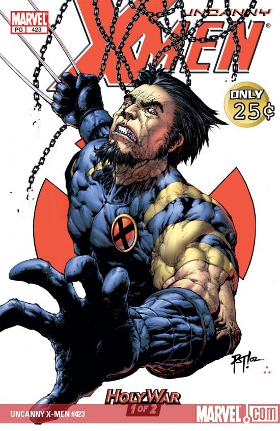 Uncanny X-Men (1963) #423