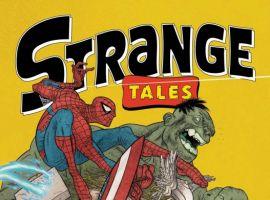 Image Featuring Wolverine, Captain America, Hulk, Spider-Man