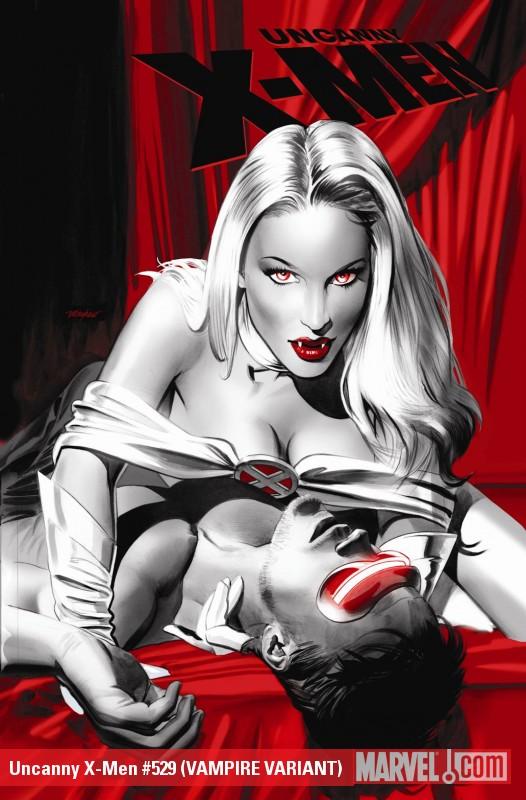Uncanny X-Men (1963) #529 (VAMPIRE VARIANT)