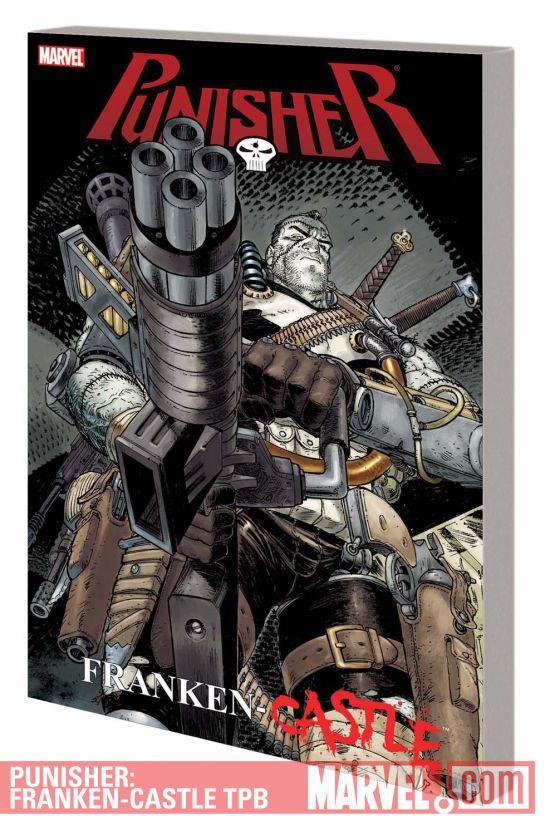 Punisher: Franken-Castle (Trade Paperback)