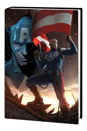 CAPTAIN AMERICA: PRISONER OF WAR PREMIERE HC (Hardcover)