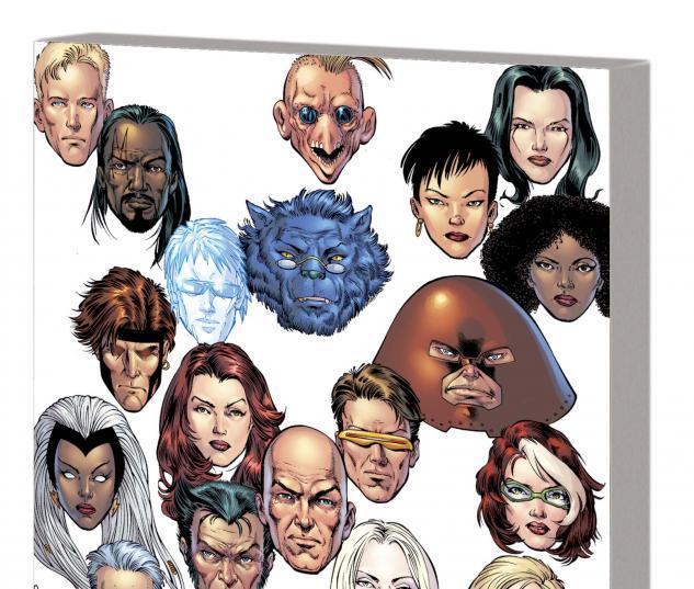 New X-Men Vol. 6: Assault on Weapon Plus GN-TPB #1