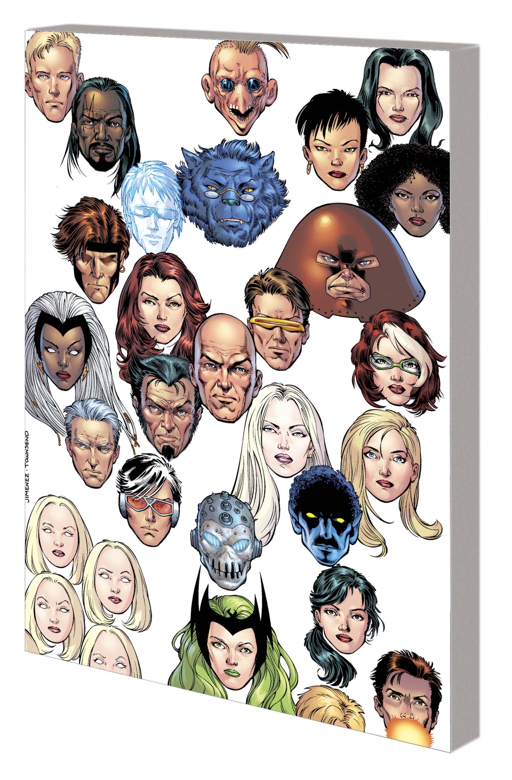 New X-Men Vol. 6: Assault on Weapon Plus GN-TPB (Graphic Novel)