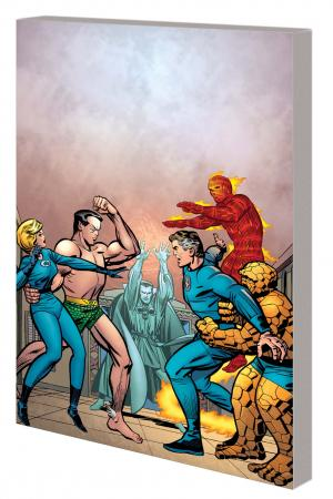 Essential Fantastic Four Vol. 2 (All-New Edition) (Trade Paperback)