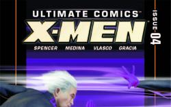 ULTIMATE COMICS X-MEN 4