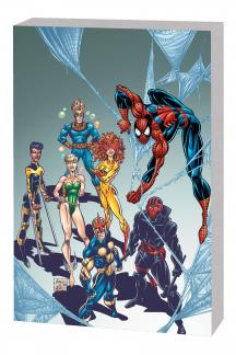 Spider-Man & the New Warriors: The Hero Killers (Trade Paperback)