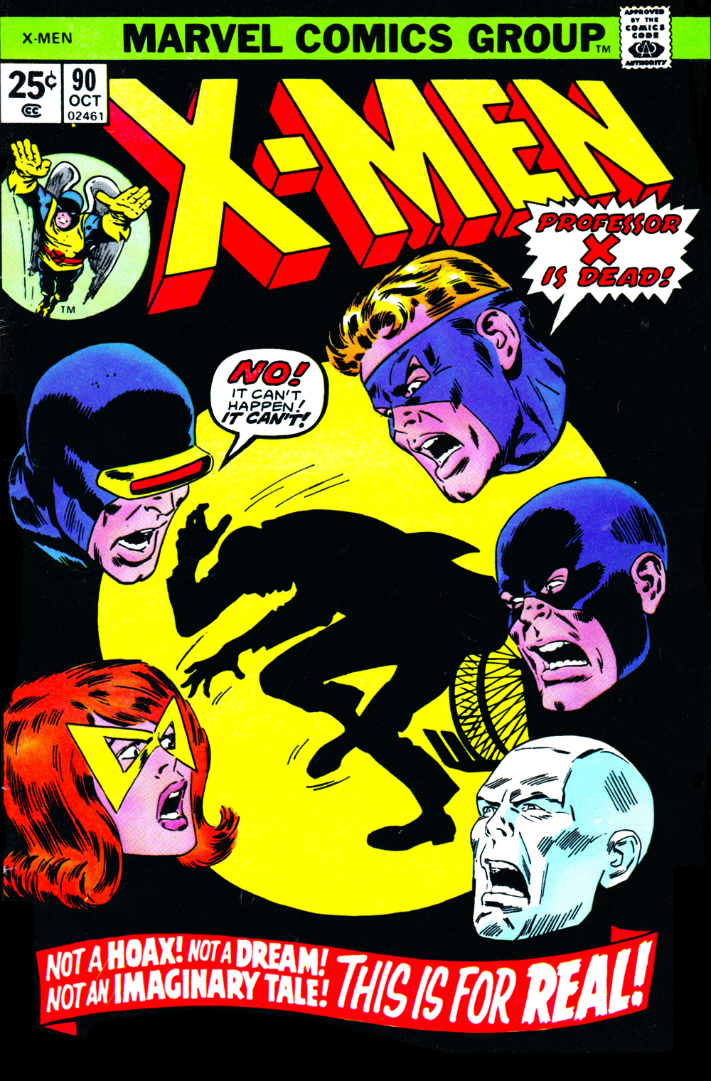 Uncanny X-Men (1963) #90