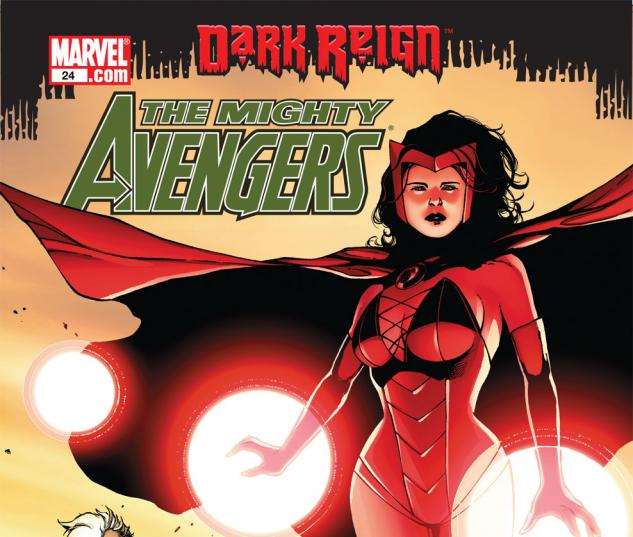 Mighty Avengers (2007) #24