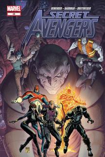 Secret Avengers (2010) #25
