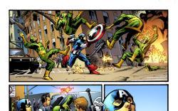 Hulk Smash Avengers #3 preview art by Karl Moline