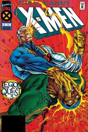 Uncanny X-Men (1963) #321