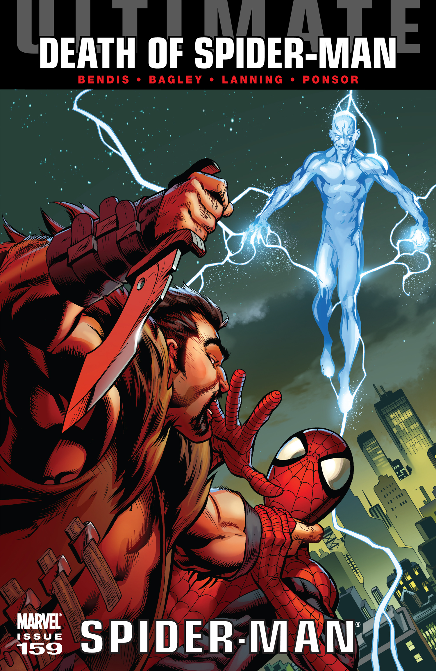 Ultimate Comics Spider-Man (2009) #159