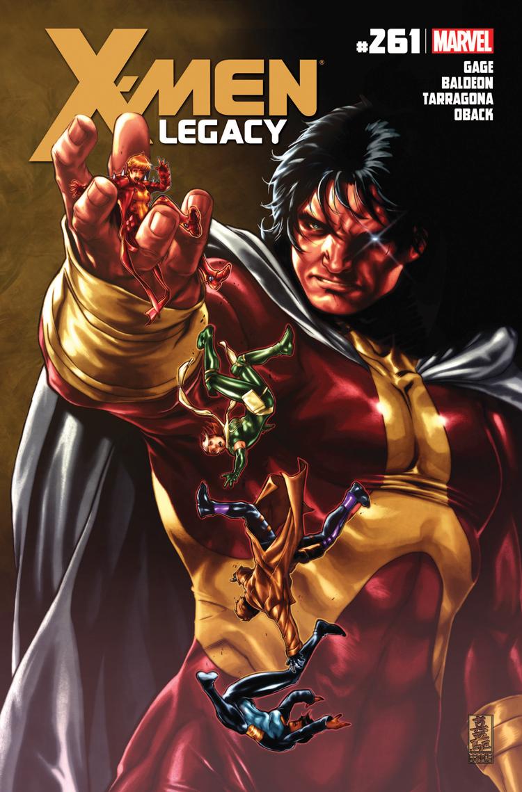 X-Men Legacy (2008) #261