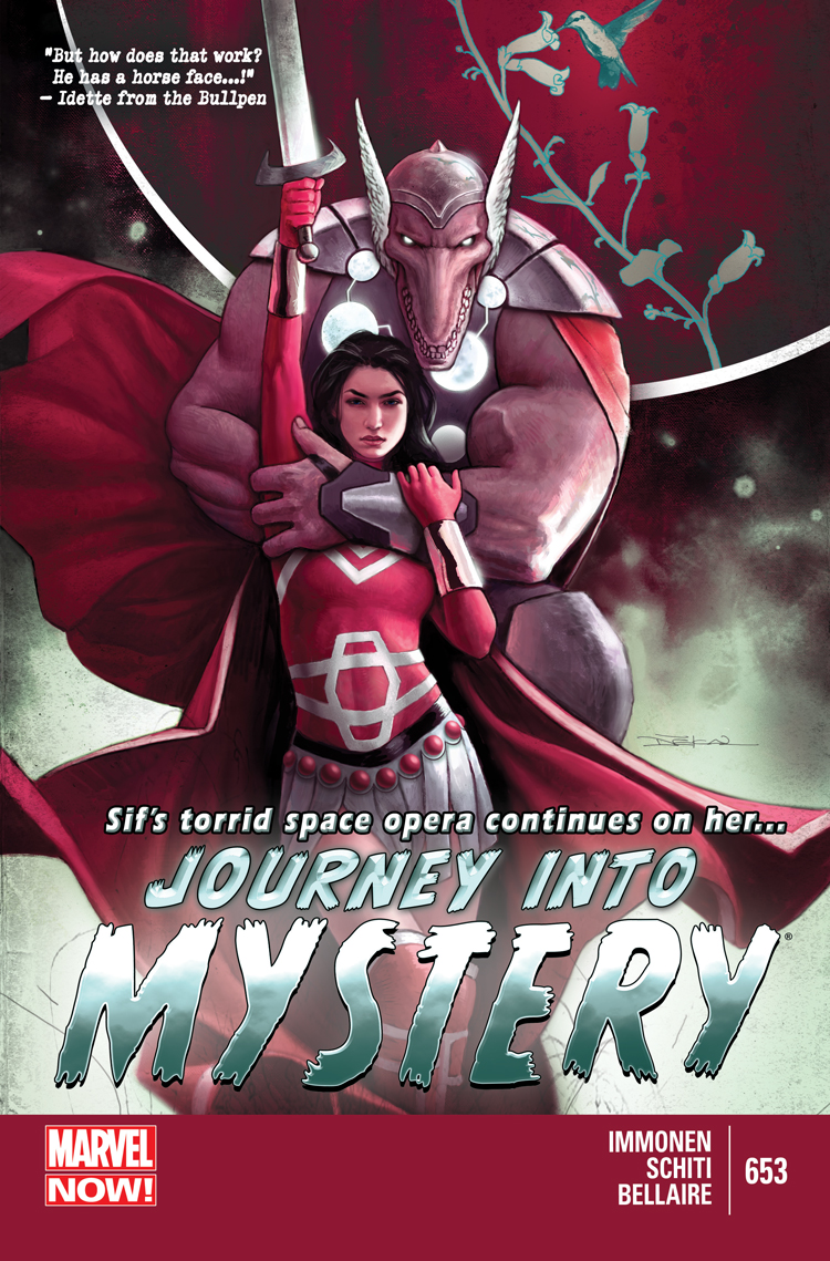 Journey Into Mystery (2011) #653