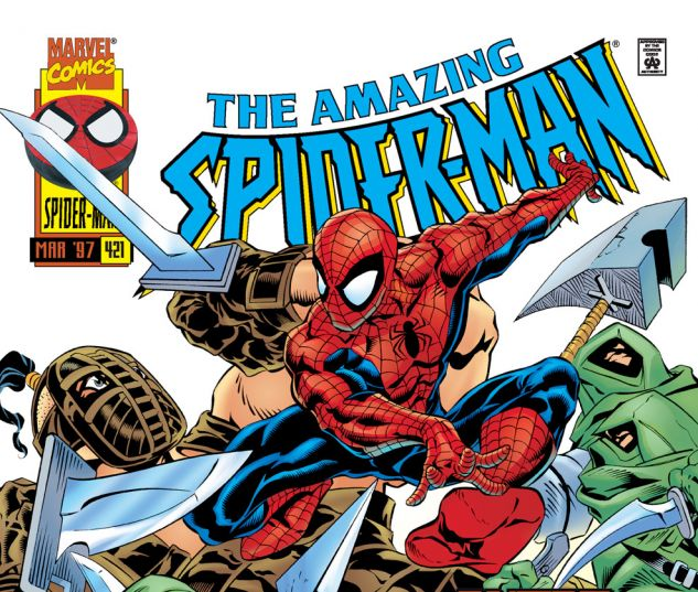 Amazing Spider-Man (1963) #421 Cover