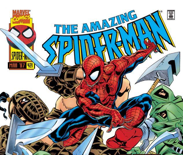 Amazing Spider-Man (1963) #421 Cover