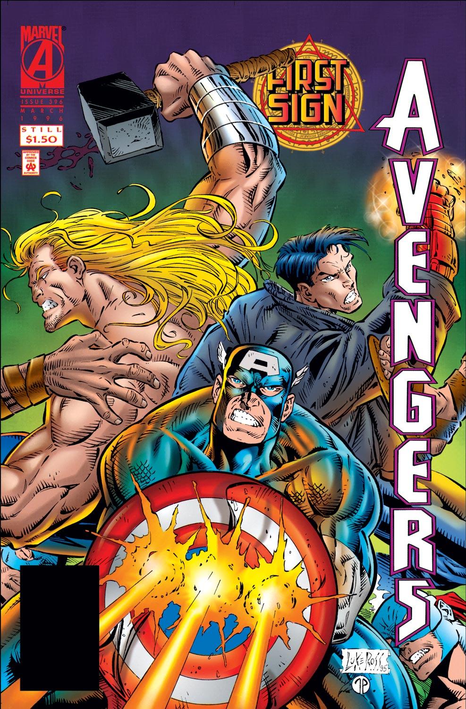 Avengers (1963) #396