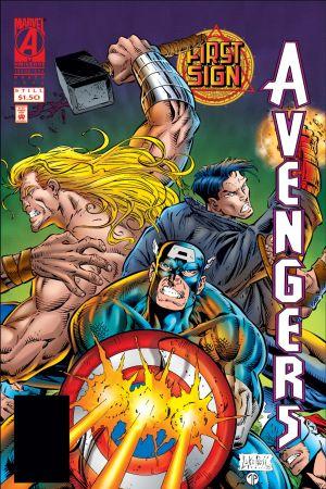 Avengers #396