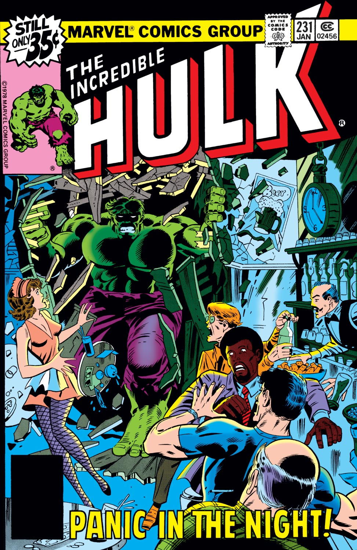 Incredible Hulk (1962) #231