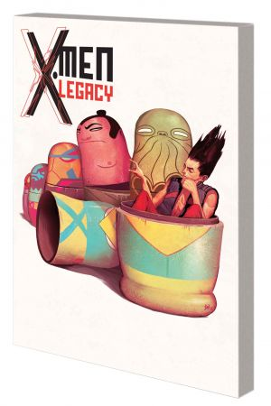 X-MEN LEGACY VOL. 3: REVENANTS TPB (MARVEL NOW) (Trade Paperback)
